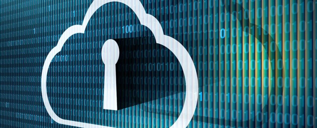 Cloud migration security